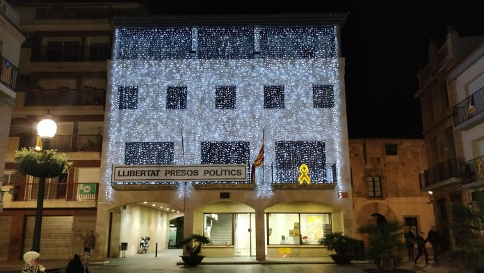 town hall calella