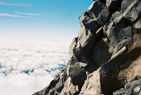 The Summit of Mount Egmont