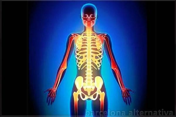Huesos y Articulaciones Débiles o Enfermas