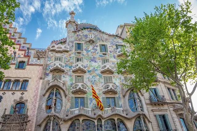 Casa Batll Barcelona Entradas horario y ubicacin
