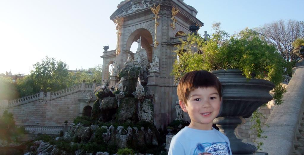 Ciutadella Fountain