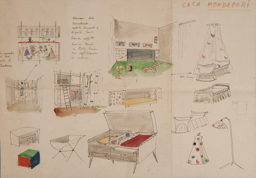 Lina Bo Bardi exhibition at Fundació Joan Miró