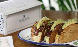 Healthy Tacos for Sailing Trips with Fresh Healthy Food