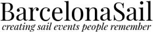 Sailing in Barcelona logo