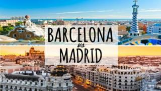 madrid vs barcelona