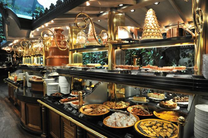 6 Increíbles buffets libres de Barcelona y alrededores ...