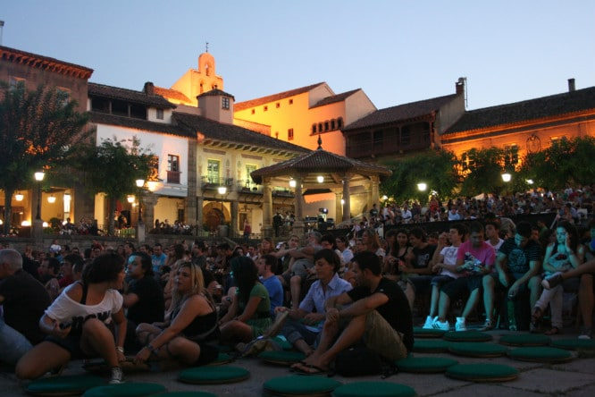 D nde disfrutar del mejor cinema a la fresca en barcelona for Cinema fresca montjuic