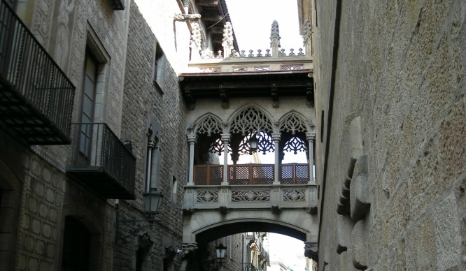 calles más bonitas de Barcelona
