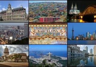 ciudades hermanadas con Barcelona