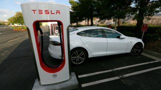 Tesla en Barcelona
