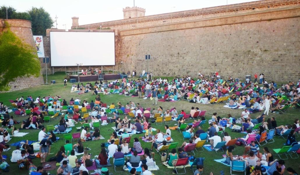 cine de Barcelona