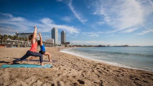 yoga en Barcelona