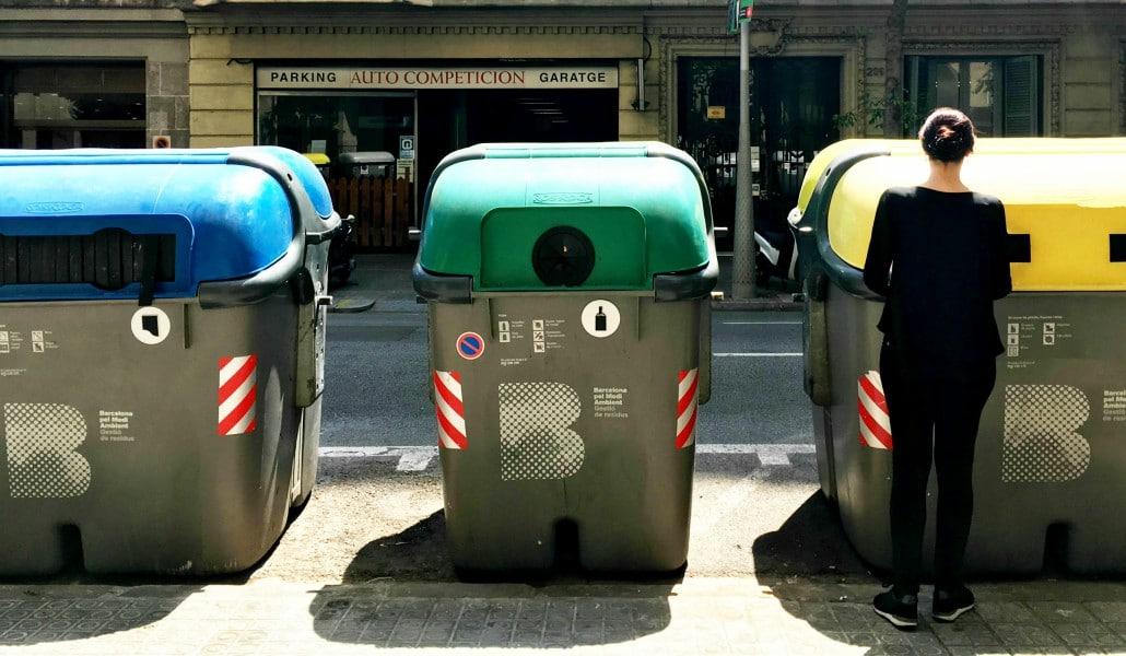 Impuesto recogida de residuos barcelona