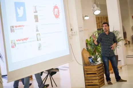 Federico D'Alessio – HR Consultant and Trainer working in Barcelona – human resources for startups