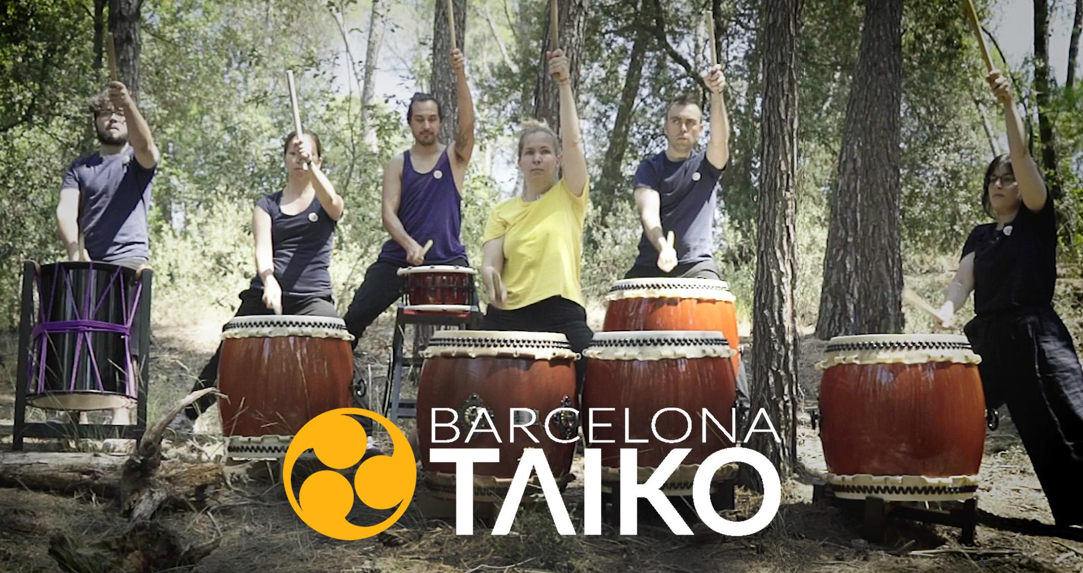 Barcelona Taiko 2019
