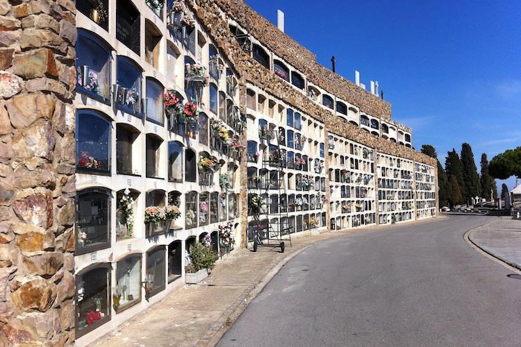 begraafplaats montjuic