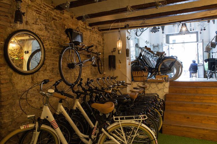 El Ciclo fietsen Barcelona fietsverhuur fietshuren fietstour