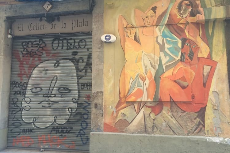 Picasso-straat