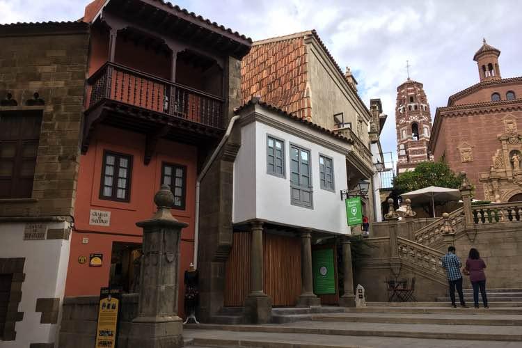 Huizen, dorpje
