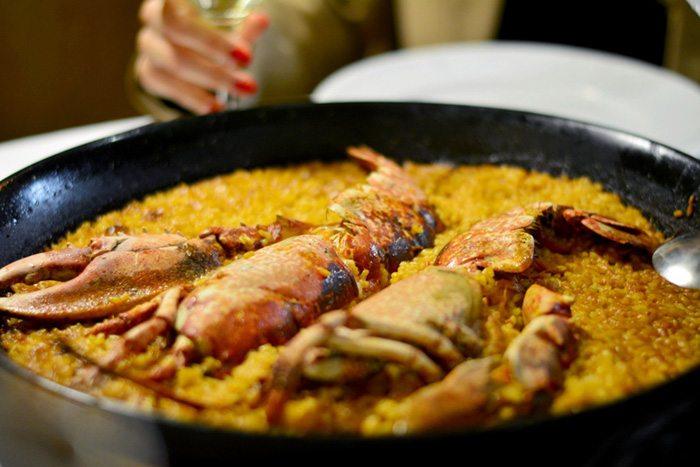 Nerede Yiyeceksiniz - Barselona Bağımsız Olarak