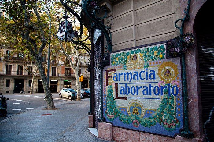 Vásárlás Barcelonában