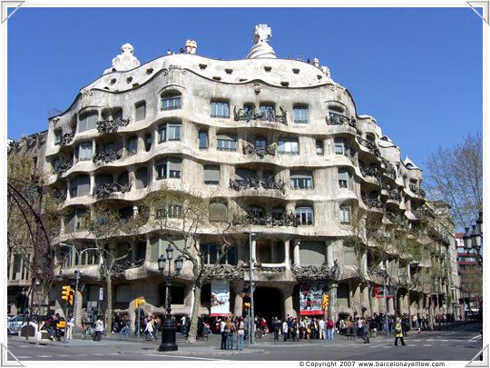 Barcelona 2017  Barcelona Events Calendar 2017  Roof terrace Jazz nights La Pedrera 2017