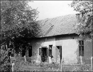 Református iskola Felsőbarcikán 1945 előtt