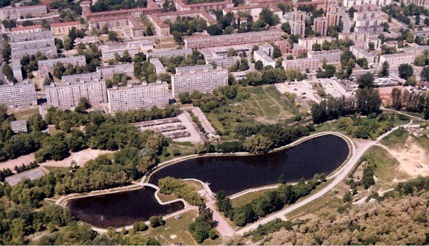 Tó felülnézetből (Közzétette: Kovács Dia - KDK)