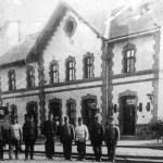 Kazincbarcika és a vasút