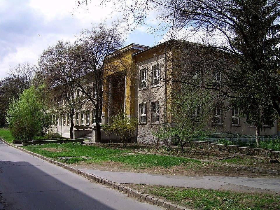 Újvárosi: Kazincbarcika város első iskolájáról  (1954‒2007)