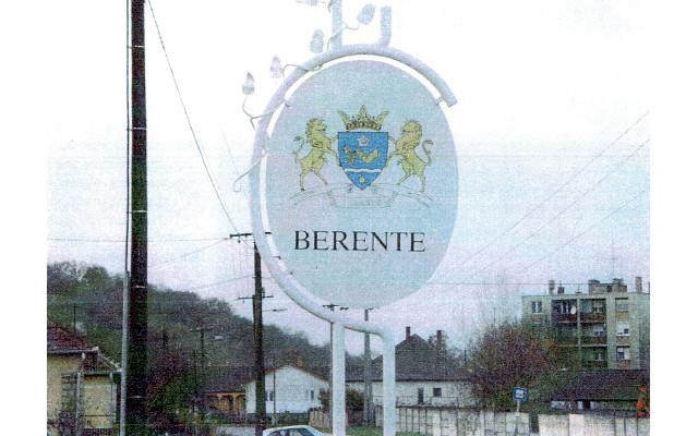 Szülőfalum: Berente története