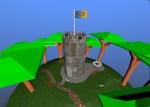 Kazincbarcika és a Bükk-tető