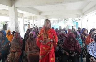 'দুর্যোগ আশ্রয় কেন্দ্রগুলো নারীবান্ধব হোক'