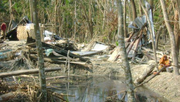 প্রসঙ্গ: জলবায়ু পরিবর্তন এবং লস এন্ড ড্যামেজ