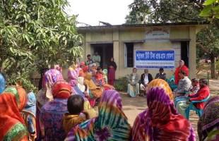 তরুণ সংগঠনের উদ্যোগে শতভাগ টিটি টিকা প্রাপ্ত গ্রাম