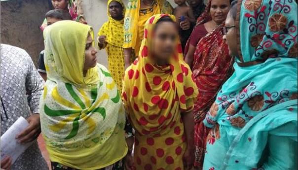 তানোরে স্কুলছাত্রীর বাল্য বিয়ে বন্ধ করলেন ইউএনও