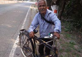 গবাদিপশুর গ্রাম্য চিকিৎসক খোন্দকার জামাল উদ্দিন