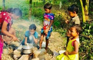 গ্রামীণ লোক ঐতিহ্য: জোঁভাতি বা টোপাভাতি খেলা