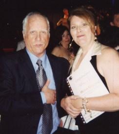 Felicia Barlow Clar With Richard Dreyfuss