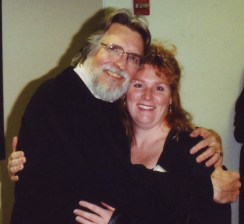 Felicia Barlow Clar With Neal Donald Walsch