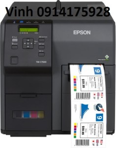 Read more about the article Epson C31CD84011 Color Label Printer