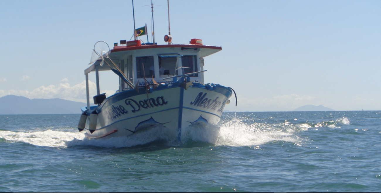 lula pescaria barco