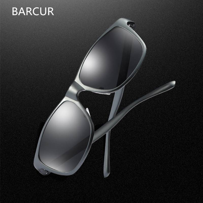 Fashion Polarized Aluminum Magnesium Sunglasses Men Trending Black Sunglass Mens Accessories Men Sun glasses Sport Eyewear Sunglasses for Men Aluminium Sunglasses Sunglasses for Women