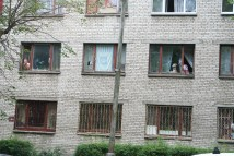 Typical Soviet Block Apartment