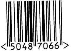 Upc Barcode Example UPC Code Wiring Diagram ~ Odicis