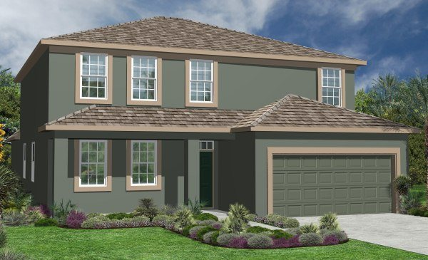 Cortland Woods At Providence Floor Plans