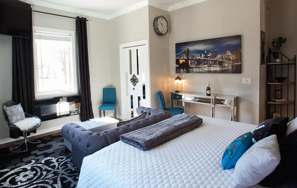 BarDew Valley Inn New York Suite
