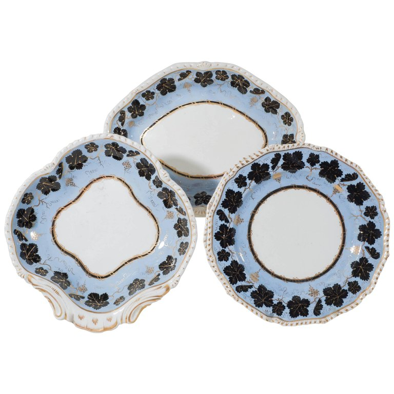 Home / Plates / English Porcelain Dessert Dishes  sc 1 st  Bardith : english porcelain dinnerware - pezcame.com