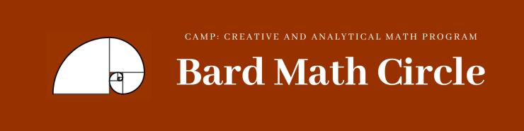 Bard Math Circle CAMP