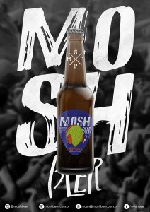 Mosh Beer Hop Lager